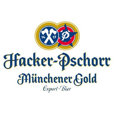 Hacker Pschorr Munich Gold Weisse Original Oktoberfest Draft Only